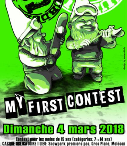 INSCRIPTIONS ouvertes pour le prochain first contest.