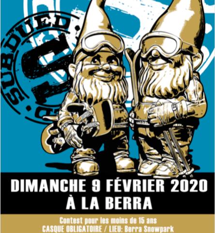 My First Contest I à la Berra
